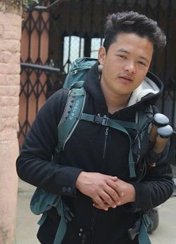 Ash Bahadur Gurung